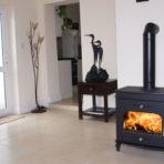 Boru 20 KW Boiler Stove