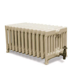 The Victorian 9 Column Cast Iron Radiator