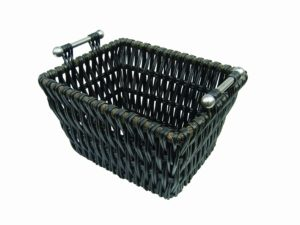Gallery Edgecott Willow Log Basket, 14 H x 22 W x 18 D inches