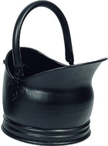 Gallery Salisbury Bucket Black 0322