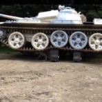 Burley Wood Stove versus Tanks