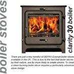 Ekol Clarity 30 Boiler